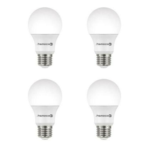 EcoSmart Equivalent A19 Star Dimmable LED