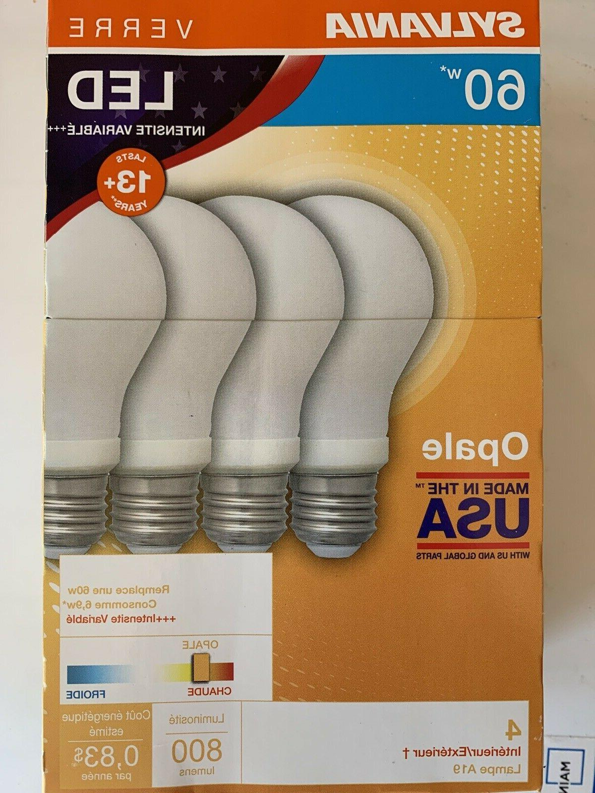Sylvania Light Bulbs Soft White Indoor/ Dimmable