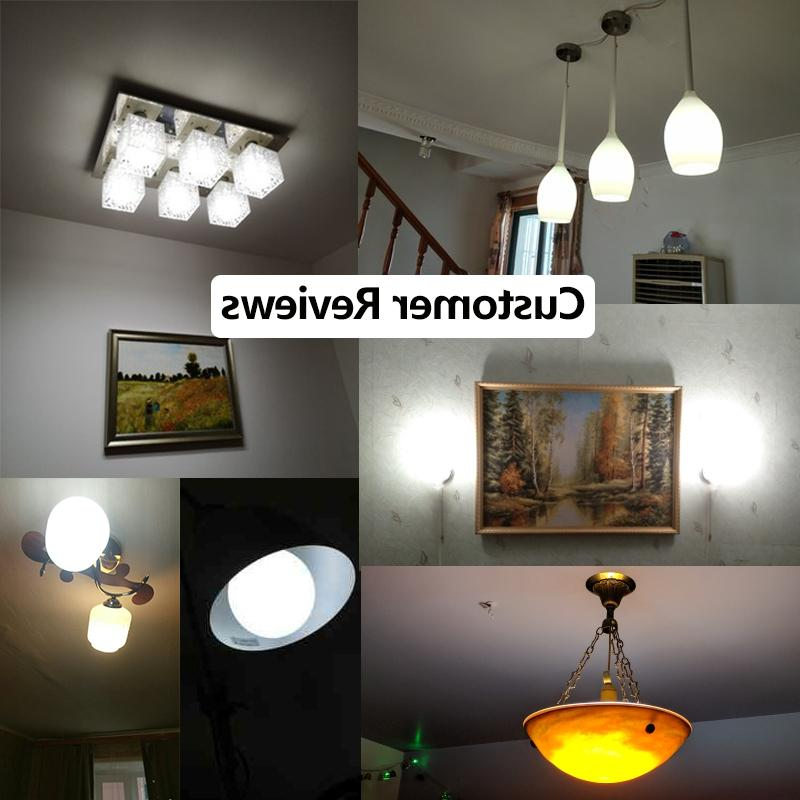 6pcs 220V 5W 7W 15W <font><b>Light</b></font> 110V Led Home White