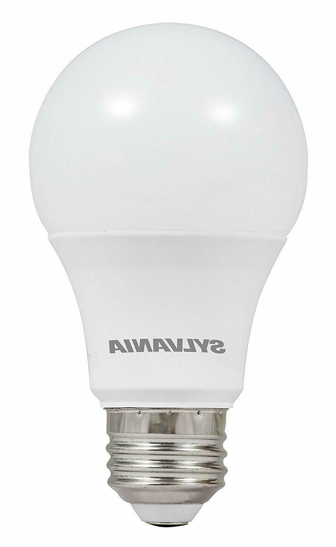 SYLVANIA 74765 A19 Efficient 8.5W A29 LED Bulb, 24