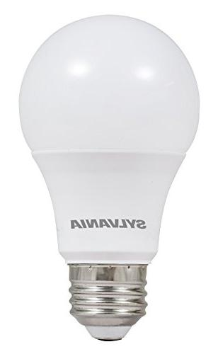 Sylvania Home 74766 Sylvania 60W Light Bulb, A19 Lamp, Efficient 8.5W, 5000K, 24 Pack,