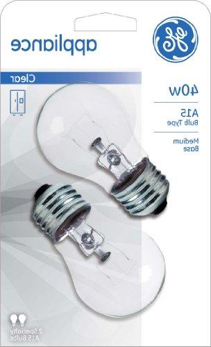GE 40-Watt, Bulb medium 4-Pack by