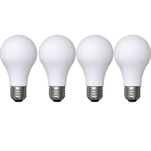 GE Lighting 99183 Finish Light Bulb General Purpose Shape Daylight 450-Lumen Medium Piece
