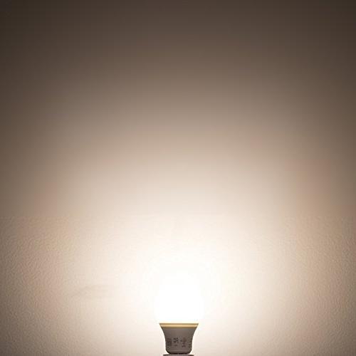 A19 LED 60 Watt SANSUN 3000K Soft White, 6-Pack