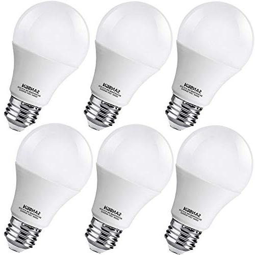 a19 light bulbs equivalent