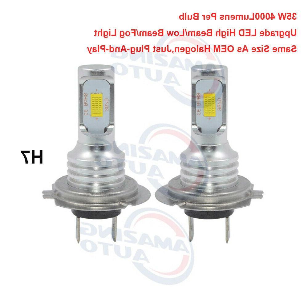 Amazing Bulbs Conversion Kit Low Fog Light 35W 8000K