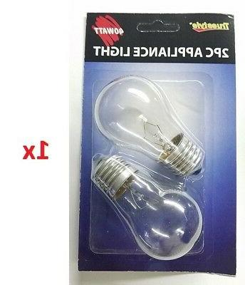 APPLIANCE LIGHT BULBS 120V A15 INTERMEDIATE CLEAR