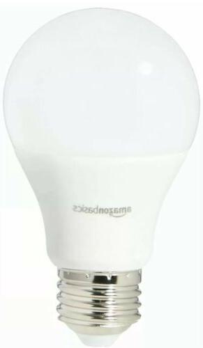 Basics Watt Soft Non-Dimmable, Led Light 6-Pack