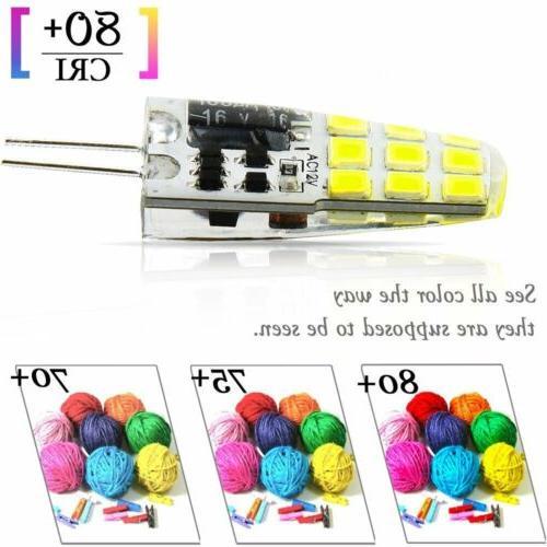 Bi-Pin G4 12 Volt Light 3 Replacement Light