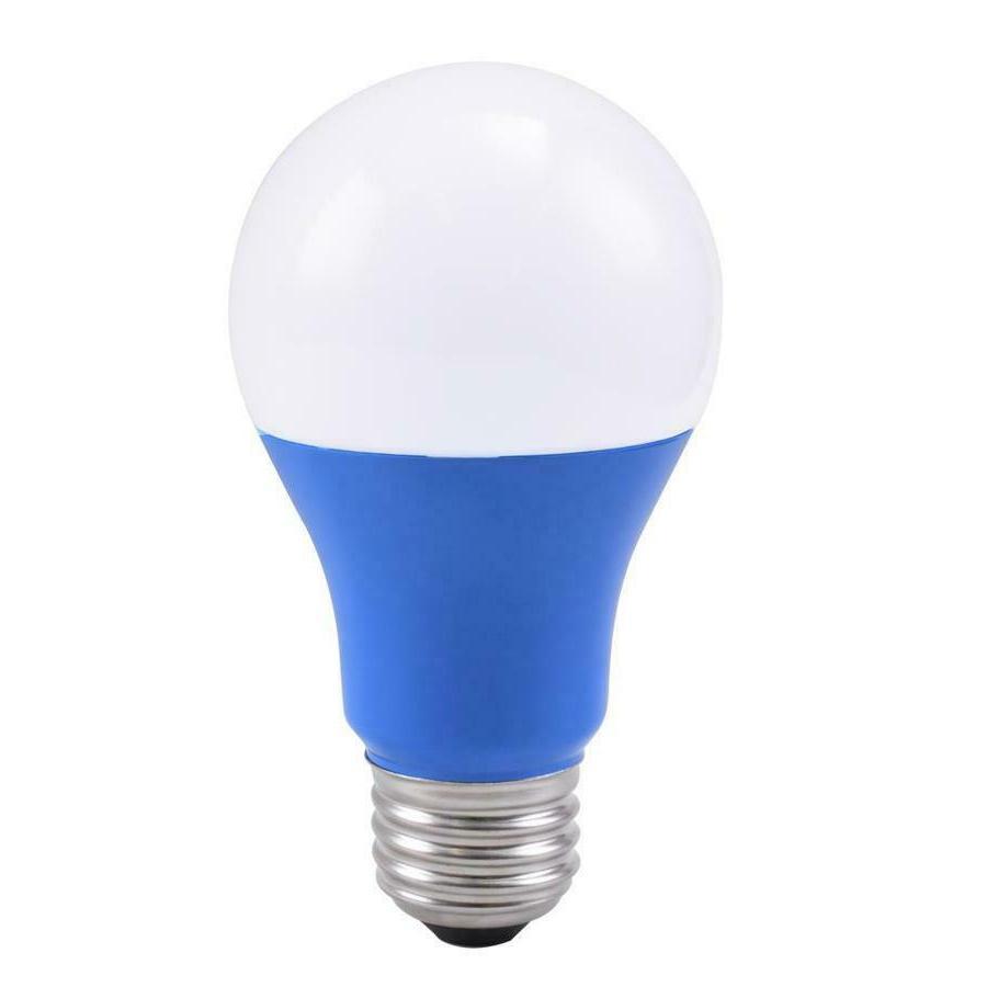 Blue Color Led Bulb Utilitech 3w