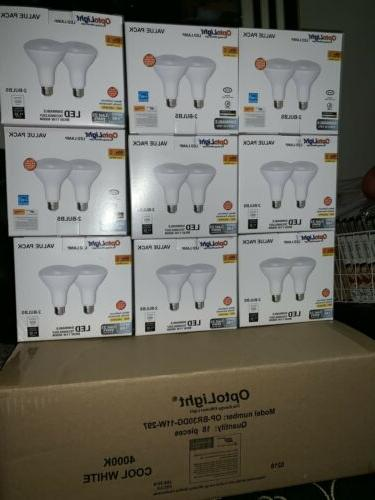 BR30 LED 11W Cool Indoor/Outdoor Light UL