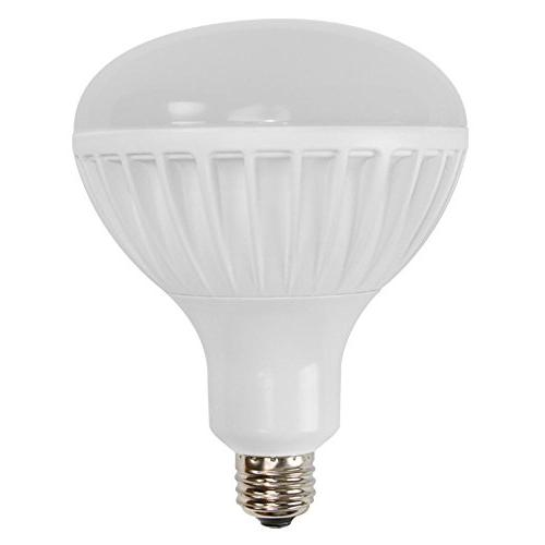 Euri Lighting BR40 Bulb, Econ Soft Dimmable, Lumens, Beam Angle, Medium UL-Listed