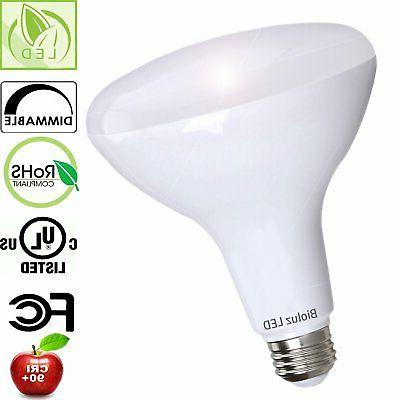 Bioluz LED Bulbs, 120W Replacement Dimmable Light B
