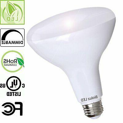 Bioluz LED Bulbs, 80W, 120W Dimmable Flood Light B