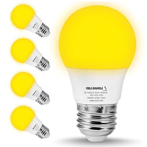 bug light bulb yellow bulbs
