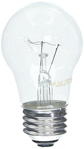 ceiling fan bulb med base