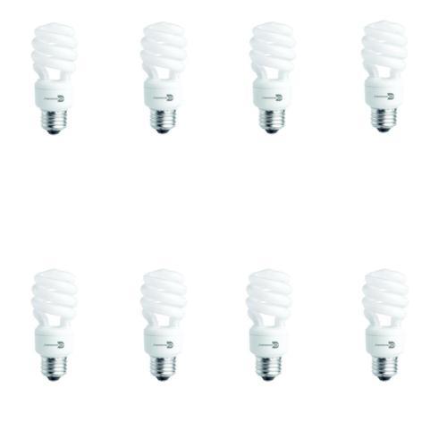 cfl light bulb soft white 60 watt