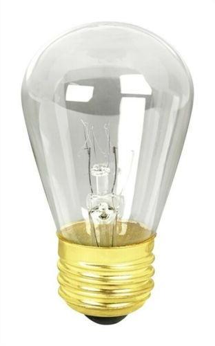 clear sign s14 light bulb