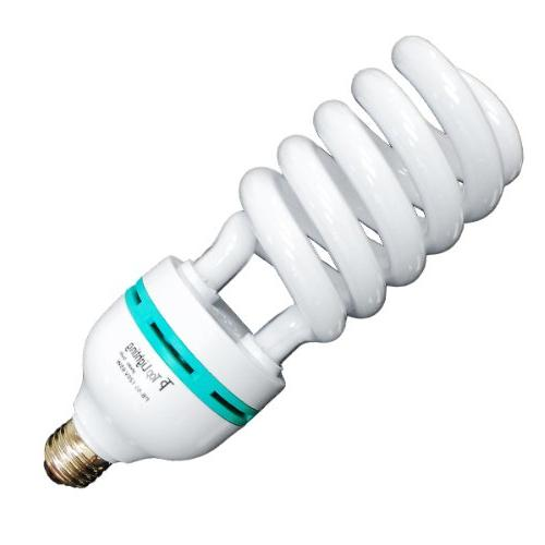 continuous light bulb lighting photography