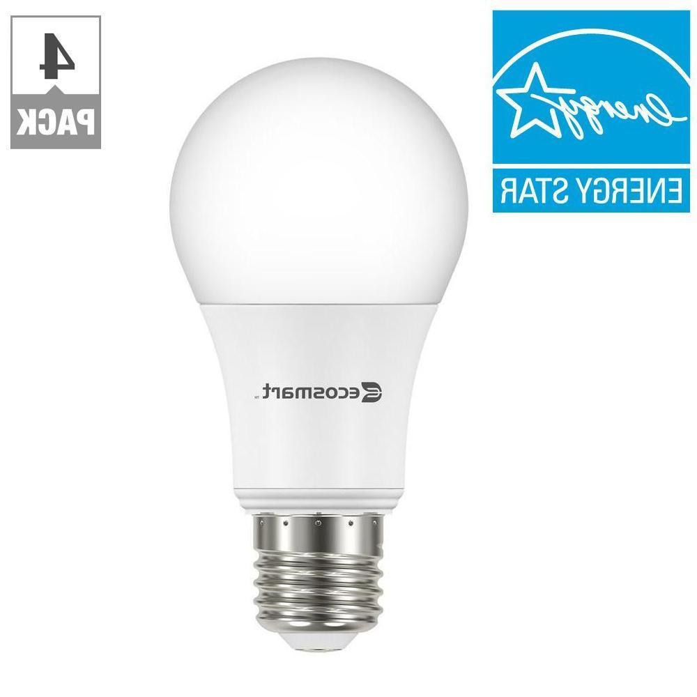 Ecosmart LED Dimmable A19, 1001370398