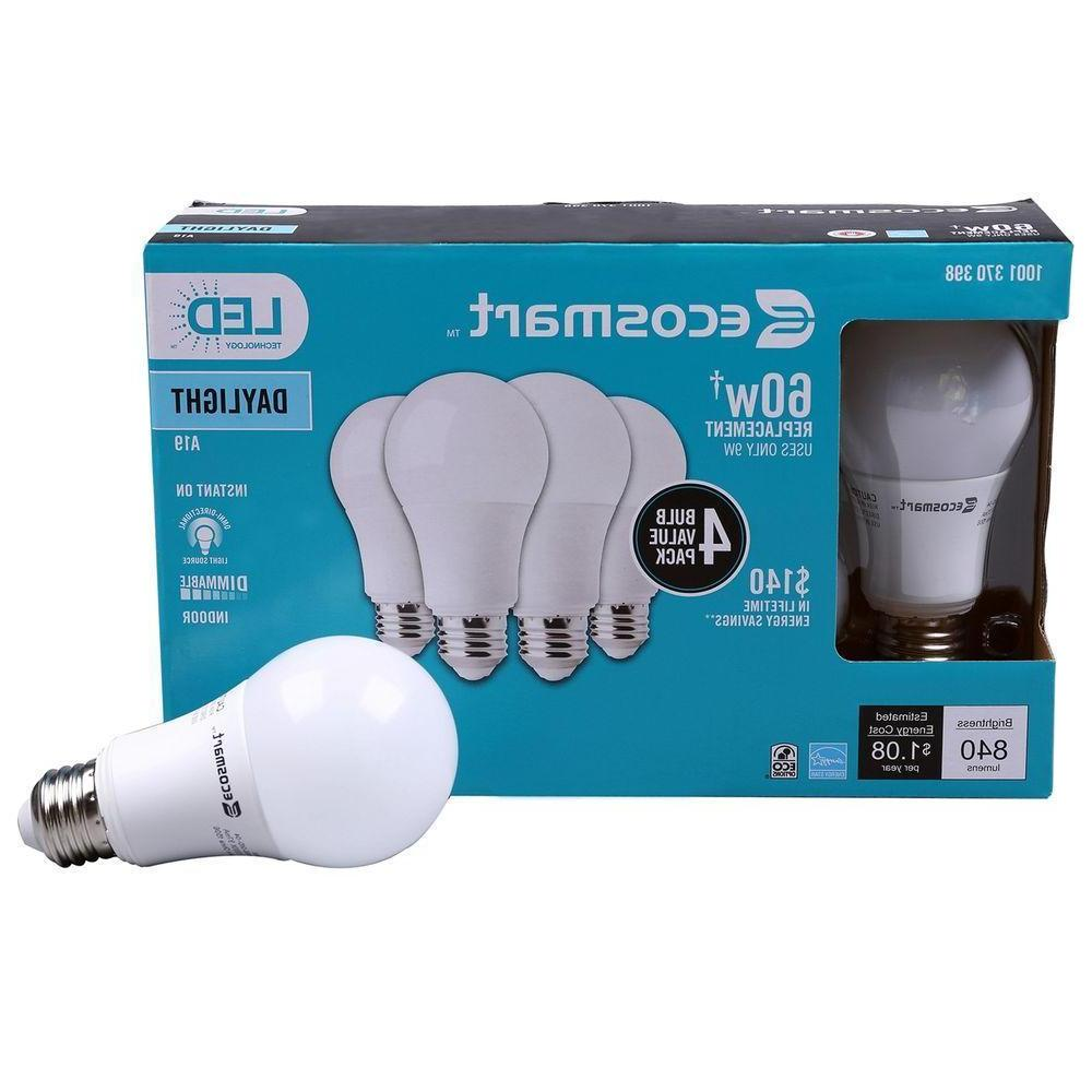 Ecosmart Dimmable A19,
