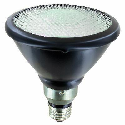 dichro color light bulb medium base floodlight