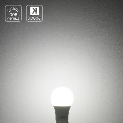 Dimmable 8.5W Light Bulbs Equal 800 Lumens 5000K Lamp
