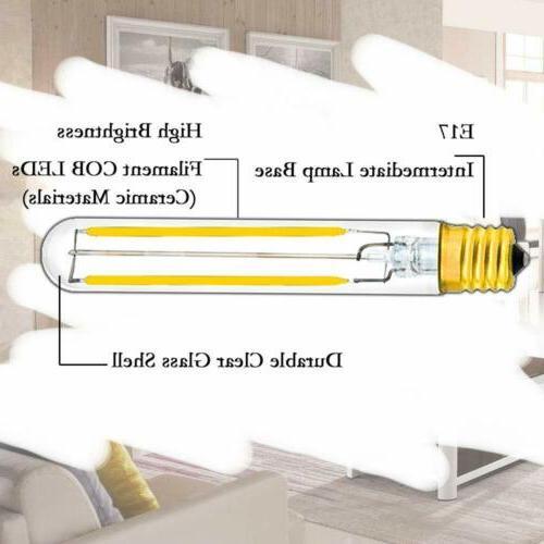 Dimmable 4W T6.5 Tubular Base Bulb