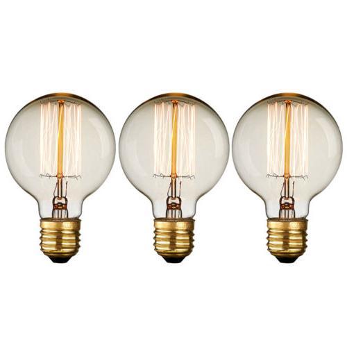 E26 40W Light Bulbs Vintage Incandescent