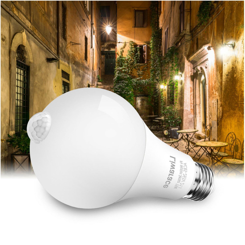 E26 Light Bulbs 50W/90W/120W/150W/180W Sensor Bulbs