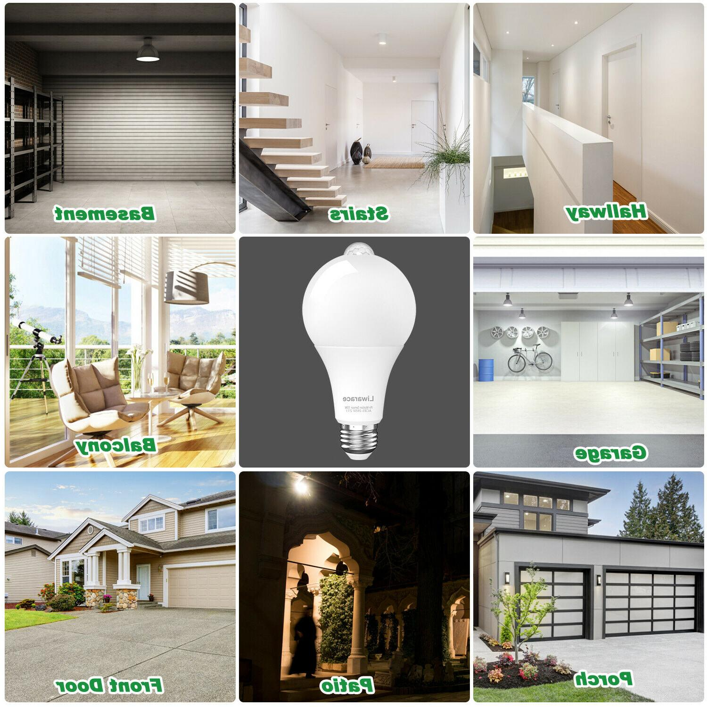 E26 LED Light 50W/90W/120W/150W/180W Eq.PIR Auto Motion Sensor