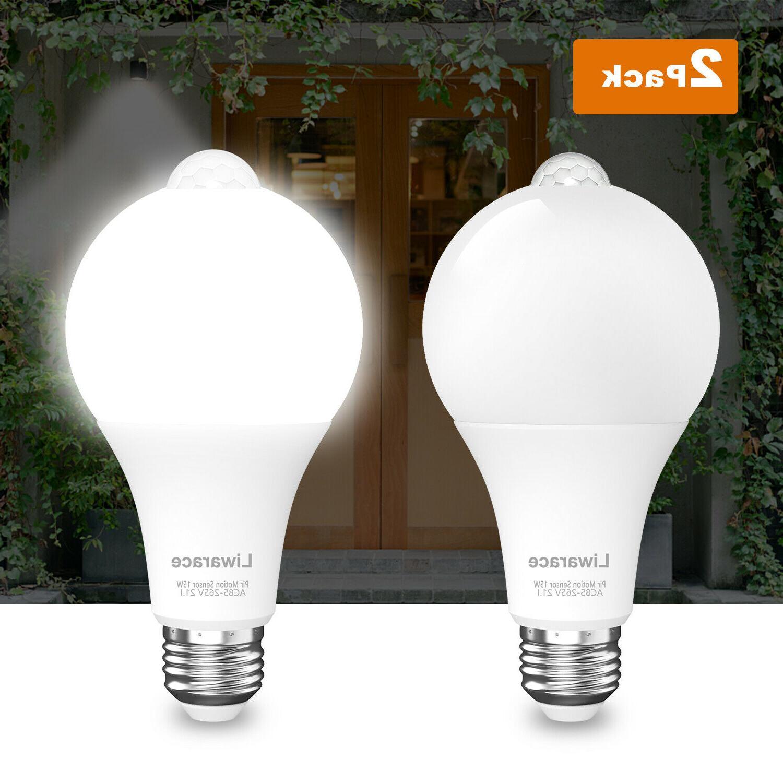E26 LED Bulbs 50W/90W/120W/150W/180W Eq.PIR Sensor