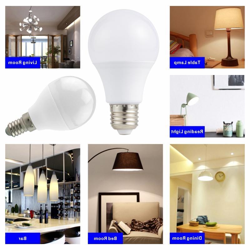 E27 E14 LED Lamps 6W 9W 15W 20W LED AC 220V 230V 240V Spotlight Cold/Warm White