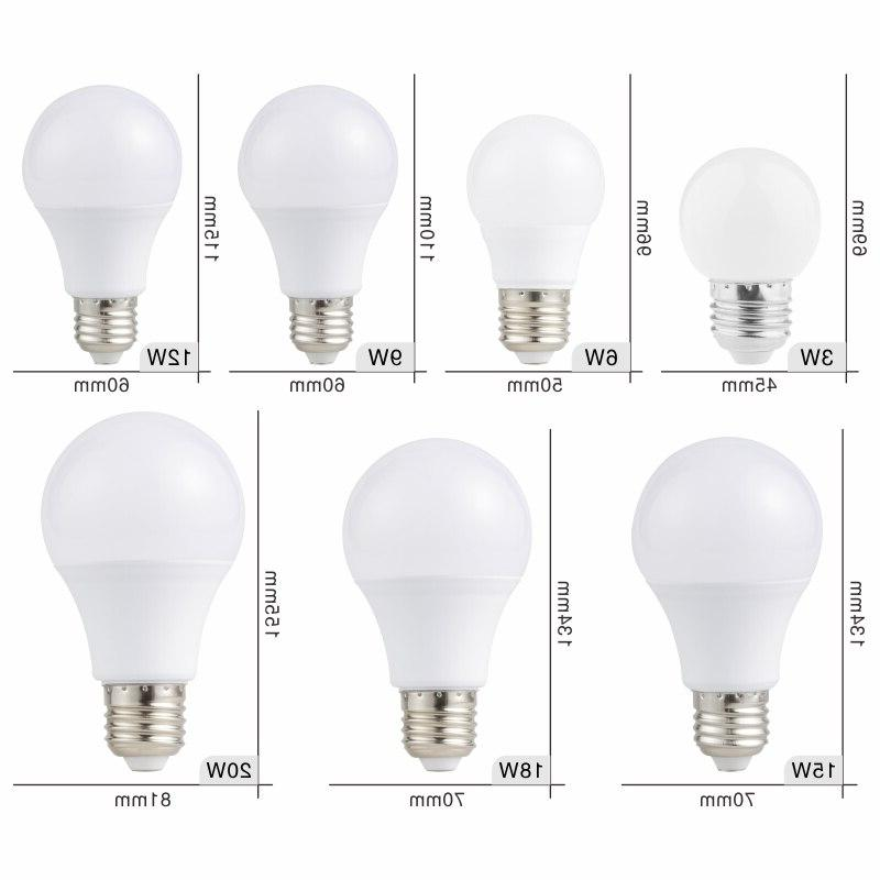 E27 E14 LED Lamps 6W 12W 15W <font><b>18W</b></font> 20W Lampada Ampoule LED <font><b>Light</b></font> <font><b>Bulb</b></font> AC 220V 230V 240V
