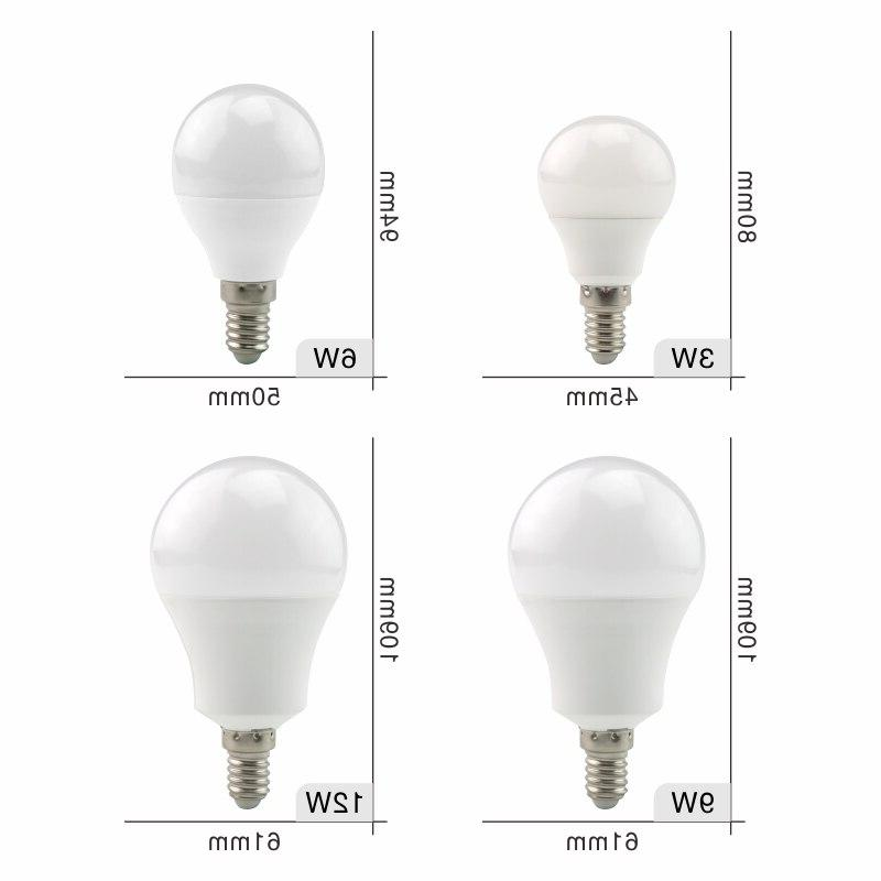 E27 Lamps 3W 6W Lampada <font><b>Light</b></font> <font><b>Bulb</b></font> AC 230V 240V Cold/Warm