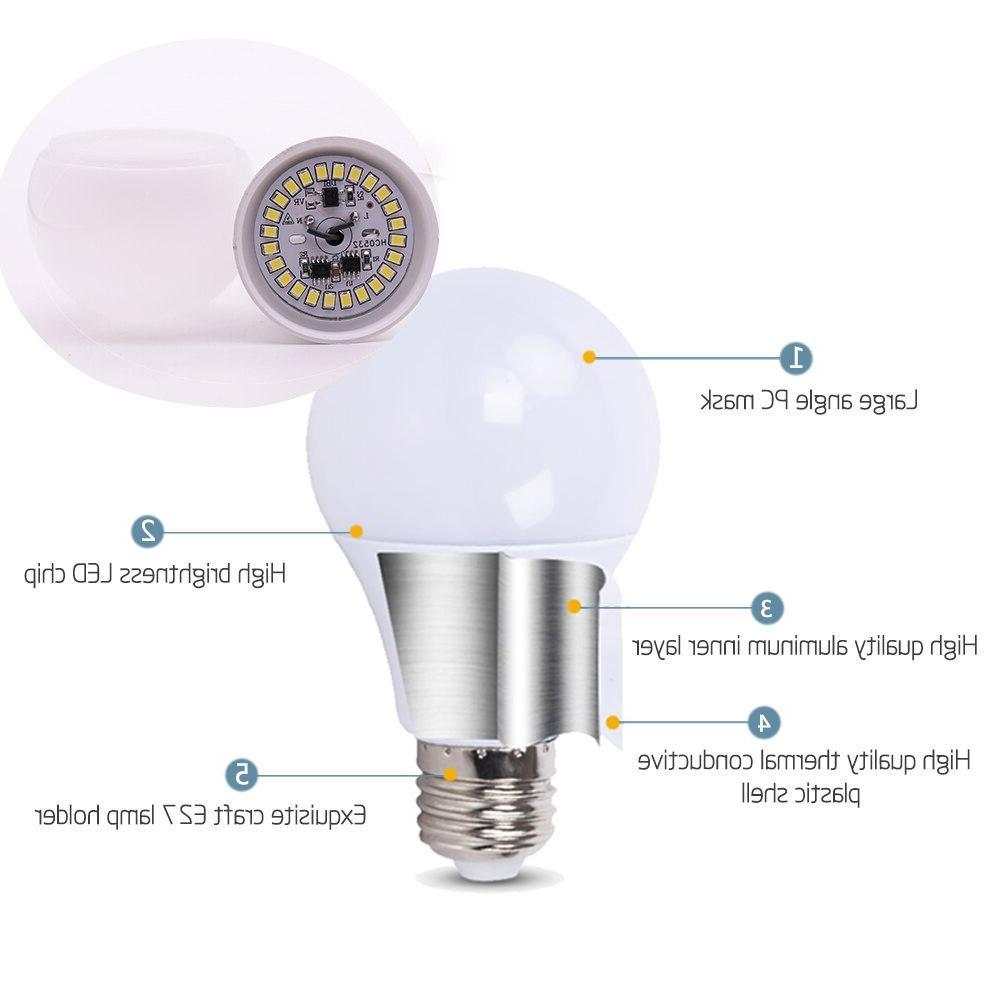 E27 <font><b>18W</b></font> 15W 6W 3W 220V 240V Lampada LED Lamp <font><b>Bulbs</b></font>
