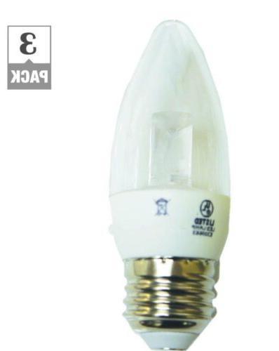 Eco Smart Soft B11 Decorative Light Bulb