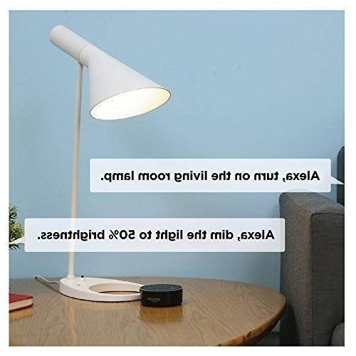 Sengled Smart LED White 2700K 60W Equivalent, Light Bulbs & Works Google Assistant