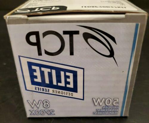 TCP 2 Light Bulb 8W = White