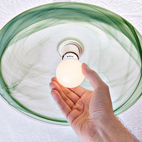 SunLabz Bulbs - Soft-White, 60-Watt Equivalent, E26 Non-Dimmable,