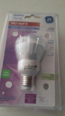 Energy smart light bulbs
