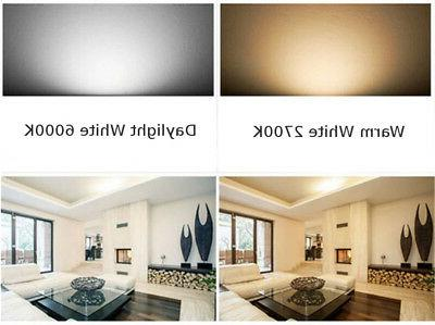 100W LED 75-Chip Light E26 1850lm 17W 6000K