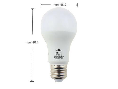 LESON Equivalent LED Light A19 Natural White