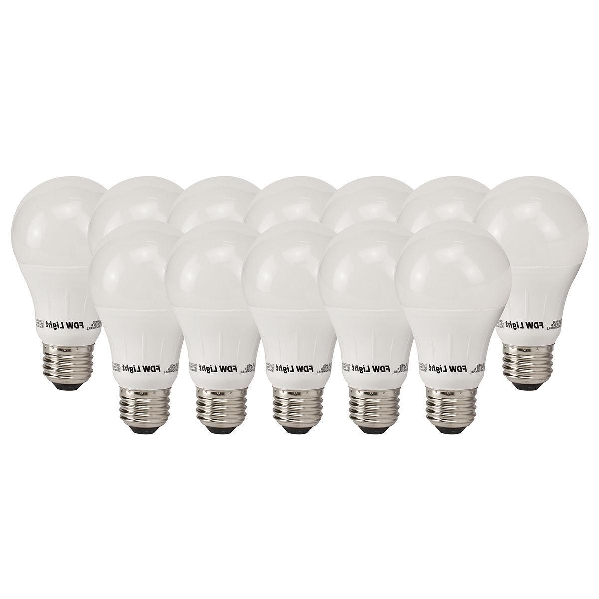 New Watt SlimStyle Bulb Soft White 12 60W