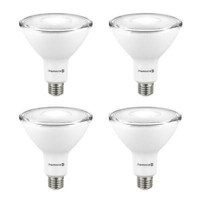EcoSmart Flood LED Light Bulb Daylight 90 Watt Equivalent No