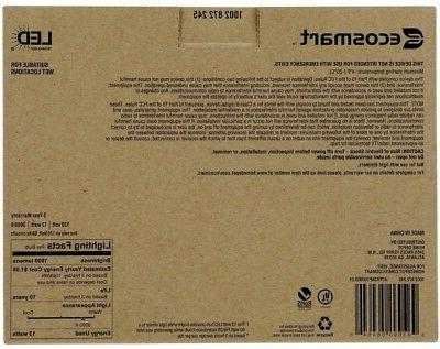 EcoSmart Bulb 90 Watt Equivalent Pack