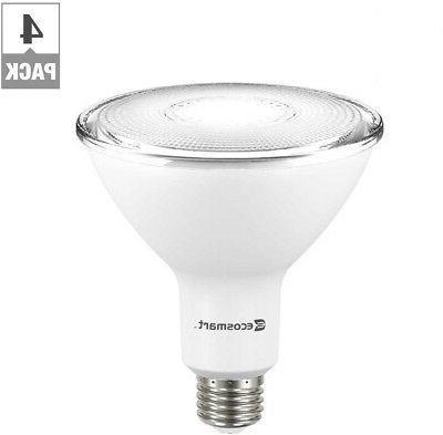 EcoSmart Flood LED Light Bulb Watt Equivalent PAR38 Indoor Pack Set