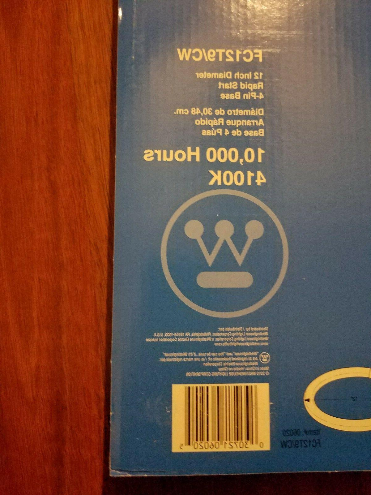 """Fluorescent Light Bulb, O-ring, 12"""", 32 0602000"""