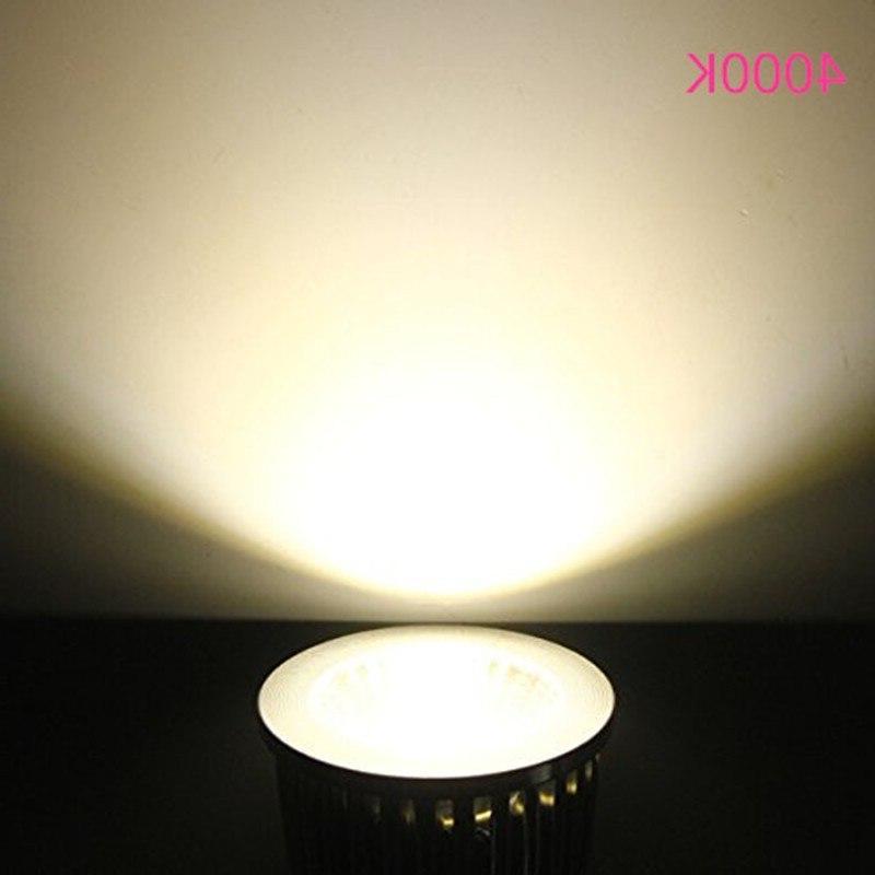 <font><b>led</b></font> <font><b>bulb</b></font> spotlight 4w GU10 E27 110V cold 4000k red yellow dimmable spot light