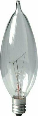 G E Lighting Ge 2Pk 60W Bt Bulb  19153 Light Bulbs Decorativ